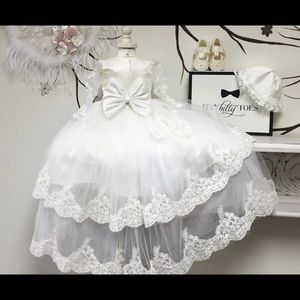 christening/ baptism gown